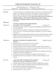 Crime Prevention Specialist Sample Resume Brilliant Ideas Of