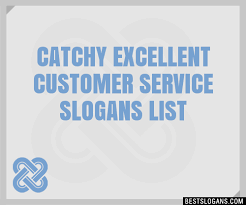 30 Catchy Excellent Customer Service Slogans List Taglines