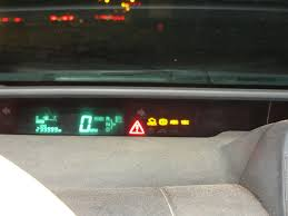 I have warning lights from my toyota prius 2006 which include VSC ...