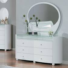 glass top for dresser modern white dresser with mirror features white wooden drawers chest and polished