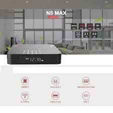 Magicsee N5 MAX Android 9.0 TV Box Smart TV Amlogic S905X3 4GB/64GB  2.4G/5.8G WIFI BT Set Top Box Buy Tv Box Portal Tv Box From Smartview,  .2