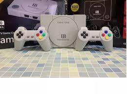 Máy chơi game điện tử 4 nút 600 trò chơi IB Gamestation (cổng kết nối HDMI)