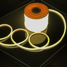 Neon Rope Lights For Sale Russell Decor Led Neon Rope Lights Flexible Warm White 100 Ft