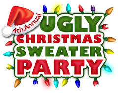 Ugly Christmas Sweater Party w/ Hello Brooklyn