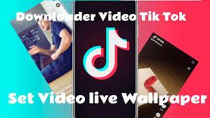 TIKTOK WALLPAPER - Download Video For ...