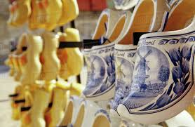clogs typical wooden shoes netherlands