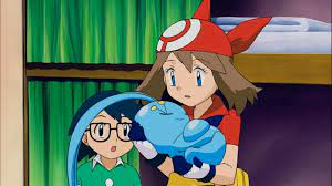 Pokemon Movie Manaphy Temple of the Sea (Page 1) - Line.17QQ.com