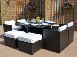 expensive garden furniture. Oceana Rattan Garden Cube Set   Oceans Outdoor Furniture - More Expensive £899