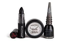 goth makeup kit beauty fzl99 goth makeup makeup kit outfits fashion