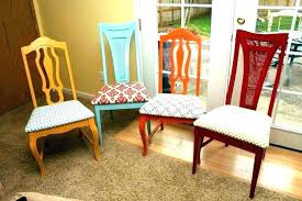 literarywondrous covering dining room chair seats how to recover dining room chair seats with piping