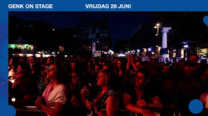 Genk On Stage dag 1 - YouTube