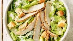caesar salad with en