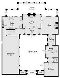 darien castle plan by tyree house plans