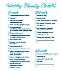 Party Planner Checklist Template Printable Wedding Planner Checklist Download Them Or Print