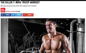 the 7 move tricep workout by alex isaly for men s health uk