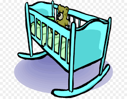 Baby Things Clipart Infant Bed Bassinet Clip Art Baby Things Cliparts Png Download
