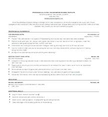 Resume Samples For Cleaning Job Professional Cleaning Job Resume