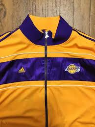 4,155,820 followers · sport team. Nba Adidas Los Angeles Lakers Banner Warm Up Kobe Championship Jacket Size 3xl 1858339892