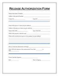 Sample Medical Records Release Form Beauteous Medical Disclosure Form Template