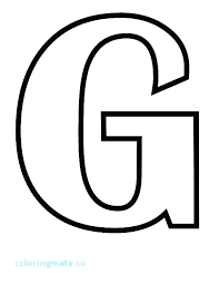 Letter Coloring Page Coloring Page Letters Coloring Pages Of Letters
