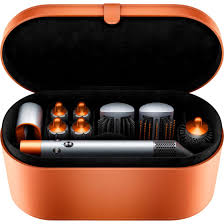 Máy sấy tóc, tạo kiểu tóc Dyson AirWrap Styler Complete (Silver/Copper)