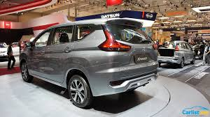 2018 mitsubishi xpander. delighful xpander to be produced at mitsubishi motors new plant in bekasi prefecture west  java province indonesia says it has set an annual production target  for 2018 mitsubishi xpander a