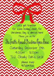 christmas open house flyer 17 best images about christmas parties on pinterest christmas