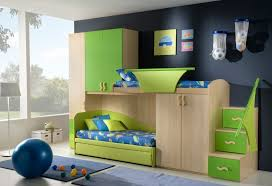 Bedroom Designs For Kids Of nifty Cool Dark Blue And Light Green Boys  Collection