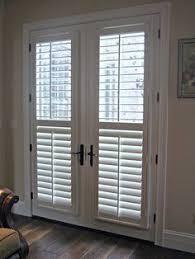 plantation shutters on french doors | Kitchen | Pinterest | Plantation .