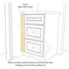 Cabinet Kick Plate Types Of Moldings For Cabinets Cabinetscom