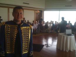 Weehawken Nj Russian Dj Mc Tamada 50th Birthday Party At
