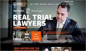 Best Personal Website Designs Awards Best 64 Law Firm Websites