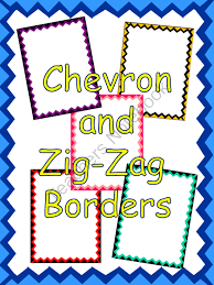 Small Picture Chevron and Zig Zag Borders from Teach Learn Love on