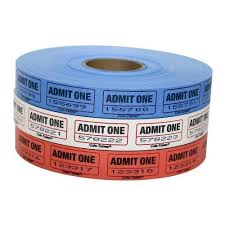 custom roll tickets bulk admission tickets eventwristbands com