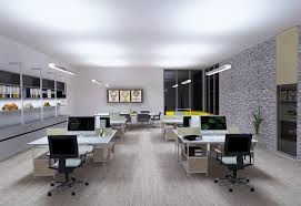 best light for office. suspended direct/indirect schemes are one of my favourite ways to light an office. they work best with ceiling heights greater than 2.5m. for office a
