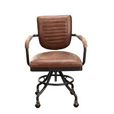 industrial office chairs. Interesting Chairs Foster Desk Chair With Arms Pk 1049 217 Home Design Houzz Office Chairs  Rustic Small Used To Industrial