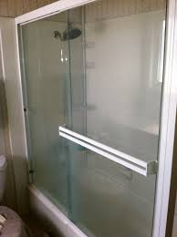 cleaning glass shower doors and enclosures orange county glass restoration experts
