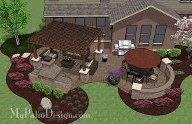 Stylish Patio Design Plans Emejing Patio Design Ideas Ideas ...