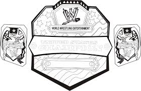 Small Picture Coloring Page Wwe Printable Coloring Pages Coloring Page and