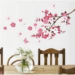Cherry blossom flower art 2017
