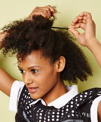 Natural African Hairstyles Easy Natural Hairstyles For Transitioning Hair