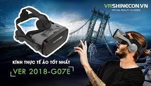 Kính thực tế ảo giá rẻ HCM - VR SHINECON 2018 - G07E | Kính thực tế ảo tốt  nhất 2018
