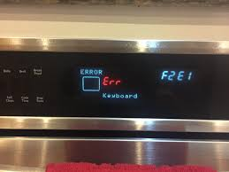 kitchenaid superba oven control panel ago i upgraded my entire