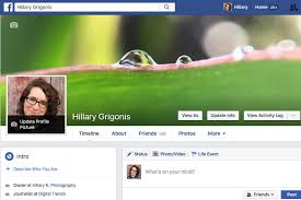 facebook profile page with cover photo. Plain Facebook How To Upload A Facebook Profile Cover Photo Screen Shot 2017 04 05 At 1 43 On Facebook Profile Page With Cover Photo O
