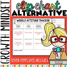 Behavior Clip Chart Alternative