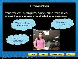 Organizing Ideas Introduction Writing your thesis statement     SlidePlayer
