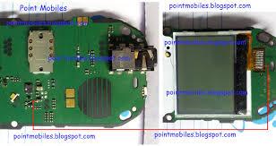 Nokia 1280 Light Ic Jumper Point Mobiles Nokia 1280 Display Light Ways