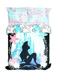 mermaid bedding set little toddler