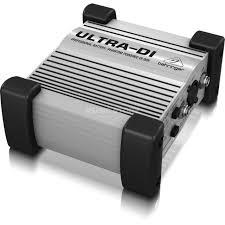<b>Behringer Ultra DI 100</b> active DI-<b>Box</b> | MUSIC STORE professional ...