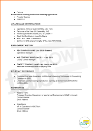 How To Make Resume For Summer Job How to Make an Outstanding Resume Get Free Samples 85